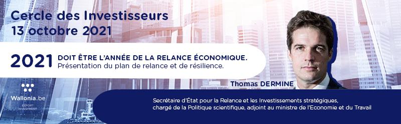 2021 doit être l'année de la relance économique – Présentation du plan de relance et de résilience